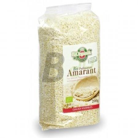 Biorganik bio puffasztott amaránt 200 g (200 g) ML069635-31-11