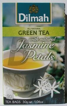 Dilmah zöld tea jázmin (20 filter) ML069784-36-5