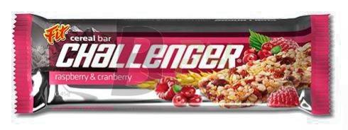 Challenger gabonaszelet áfonyás-málnás (45 g) ML070022-18-9