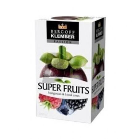 Klember super fruit tea erdei-mangosztán (20 filter) ML071235-38-9