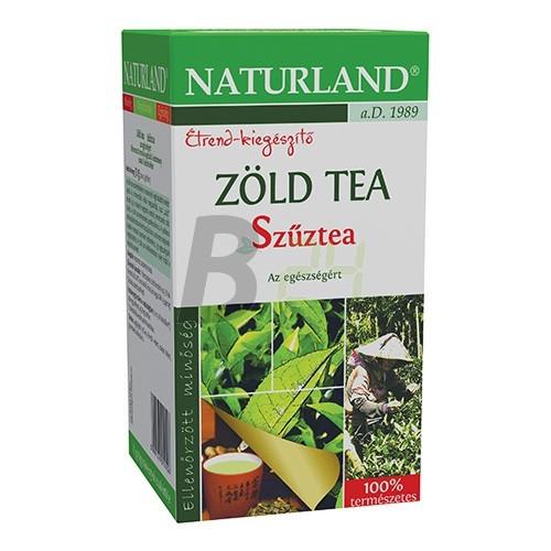 Naturland zöldtea szűztea (20 filter) ML071469-13-5