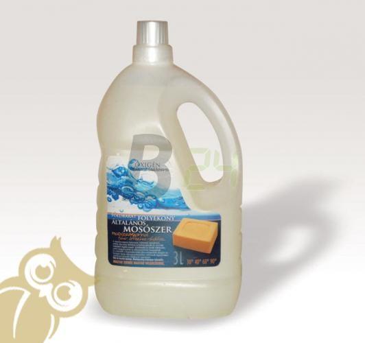 Oxigén folyékony mosószer általános (3000 ml) ML072320-19-8