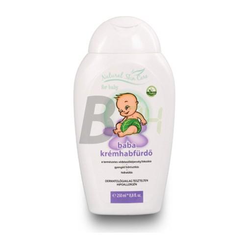 Natural baba krémhabfürdő (250 ml) ML072842-26-3