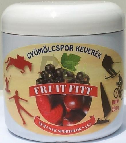Fruit fitt gyümölcspor keverék (250 g) ML073339-9-5