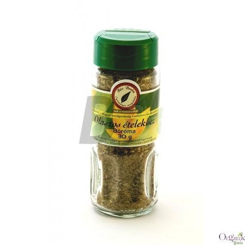 Bio berta bio bóróma olaszos ételekhez (30 g) ML074008-26-7