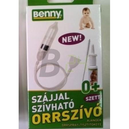 Benny szájjal szívható orrszívó (1 db) ML075462-26-4