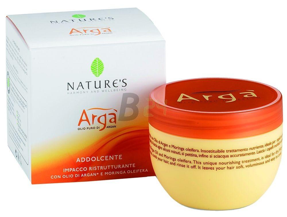 Natures argá szerkezetjavító hajpakolás (150 ml) ML075858-41-1