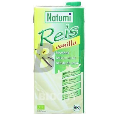 Natumi bio rizsital vaniliás 1000 ml (1000 ml) ML076167-5-5