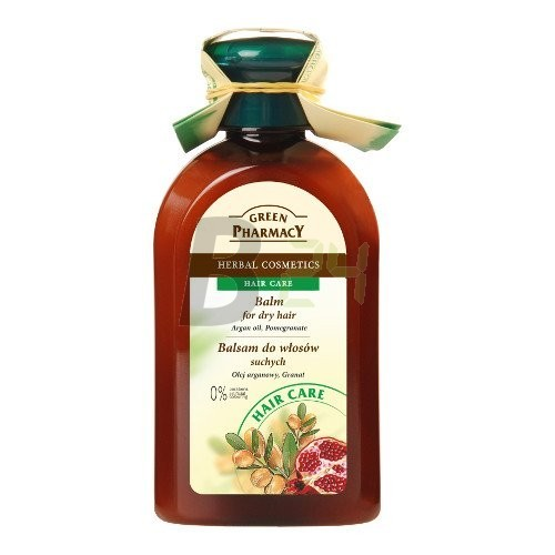 Green pharmacy hajbalzsam száraz haj (300 ml) ML076487-22-8