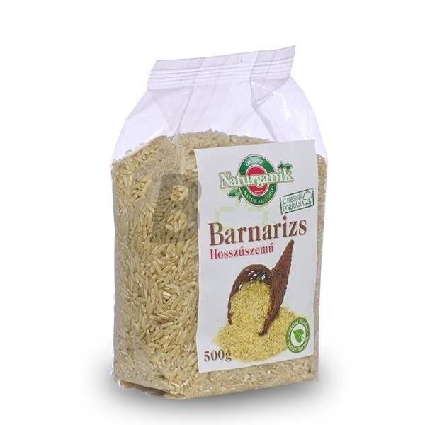 Biorganik natúr barnarizs 500 g (500 g) ML076732-35-2