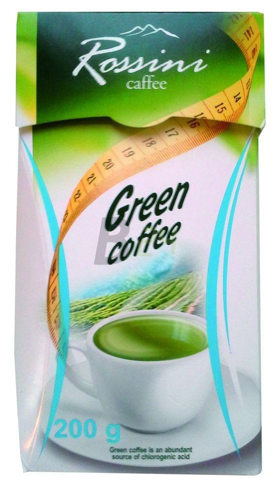 Rossini arabica őrölt zöld kávé (200 g) ML077314-11-5