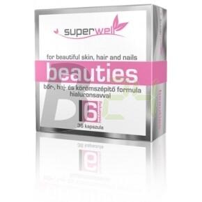 Superwell beauties kapszula 60 db (60 db) ML077785-35-9