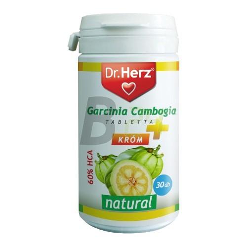 Dr.herz garcinia cambogia tabletta (30 db) ML077789-17-10