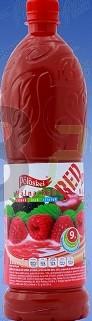 Pölöskei szörp red málna-acerola (1000 ml) ML078067-11-9