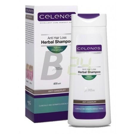 Celenes hajhullás elleni sampon korpás (400 ml) ML078127-29-7