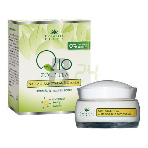 Cosmetic p. q10-zöld tea nappali ránct. (50 ml) ML078907-29-3
