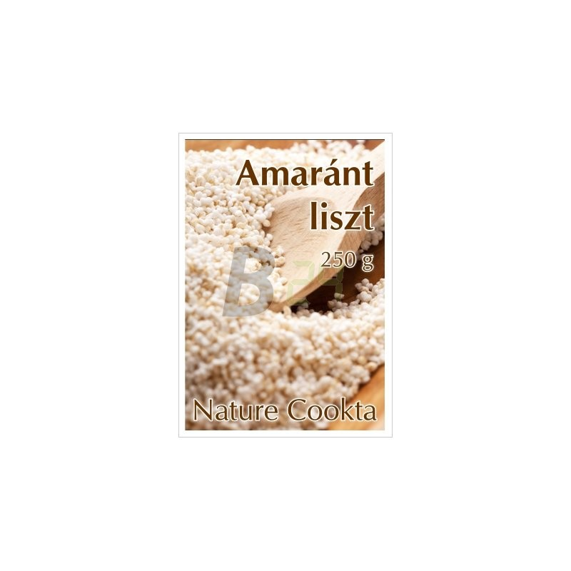 Nature cookta amaránt liszt 250 g (250 g) ML079208-36-12