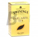 Twinings earl grey tea papirdobozos (100 g) ML009698-12-8