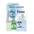 Snonas folyékony szappan bőrkímélő dermo (500 ml) ML020445-21-8
