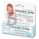 Nenedent baby fogkefe+fogkrém 20 ml (20 ml) ML021829-21-7
