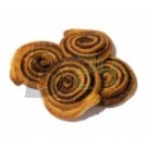 Piszke bio mini kakaós csiga 4 db (4 db) ML022139-109-1