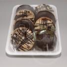 Linzer tönkölybúzából, csokis-lekváros (200 g) ML027506-109-1
