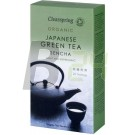 Clearspring bio sencha zöld filteres tea (20 filter) ML029988-14-9