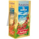 Apotheke homoktövis tea filteres (20 filter) ML036829-13-11