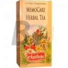 Apotheke memocare herbal tea (20 filter) ML036834-38-6
