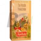 Apotheke visszér panaszokra tea (20 filter) ML036838-38-6