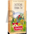 Apotheke lactocare herbal tea (20 filter) ML036839-38-6
