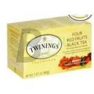 Twinings four red gyümölcs tea 25 db (25 filter) ML040537-36-5