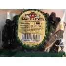 Naturfood aszalt fekete áfonya (100 g) ML043701-31-4