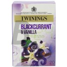 Twinings feketeribizli-vanilia tea 20 db (20 filter) ML047979-36-5