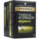 Twinings tradicional afternoon tea 50 db (50 filter) ML048058-36-5