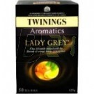 Twinings aroma lady grey black tea 50 db (50 filter) ML048083-36-5