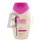 Faith in nature intim mosakodó (200 ml) ML048835-25-10