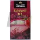 Klember zsírégető tea alma-fahéj (20 filter) ML053747-14-8