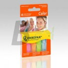 Ohropax füldugó color (8 db) ML055251-25-4