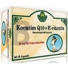 Herbária koenzim q10+e-vitamin kapszula (60 db) ML059415-17-7
