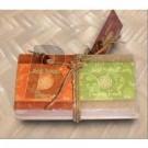 Bali natúr szappan papaja-golgotavirág (2X40 g) ML060768-26-8