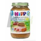 Hipp 6414 zöldség lencse-sonka (220 g) ML062995-10-2