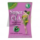 Dr.chen szűztea super cla kapszula (60 db) ML066874-37-10