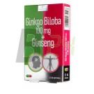 Innopharm ginkgo biloba+ginseng kapszula (32 db) ML068716-17-3