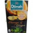 Dilmah fekete tea narancs-gyömbér (20 filter) ML069778-12-3