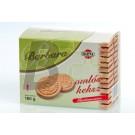 Barbara gluténmentes keksz omlós (180 g) ML070922-27-6