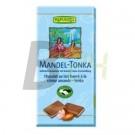 Rapunzel bio mandula-tonka csoki 100 g (100 g) ML070990-21-2