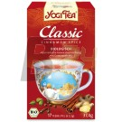 Yogi bio classic fahéjas tea 17 db (17 filter) ML071390-12-4