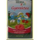 Herbária herba kids gyerektea málna (20 filter) ML072416-13-3
