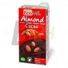 Ecomil bio mandula ital kakaós 1000 ml (1000 ml) ML072420-5-6